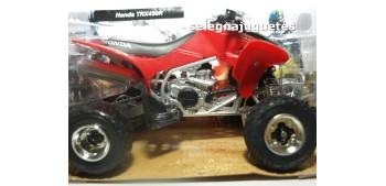 Honda TRX 450 R Quad 1/12 New ray moto miniatura