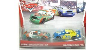 Pelicula Cars Modelos Sputter nº 92 y Gasprin nº 70