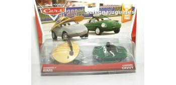 Pelicula Cars Modelos Kimberly Rims y Carinne Cavvy