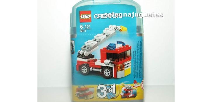 Lego - Camión de Bomberos 3 en 1 6911