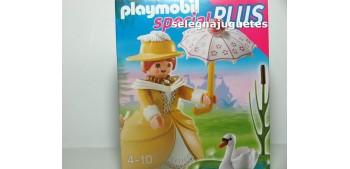 Playmobil - Mujer Victoriana con estanque 5410