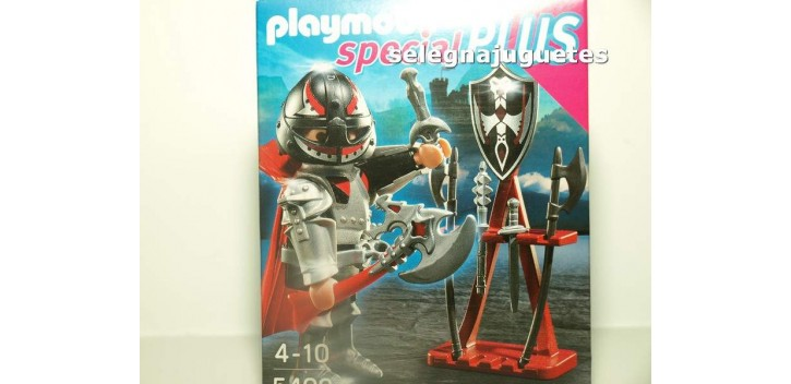 Playmobil - Caballero con armería 5409