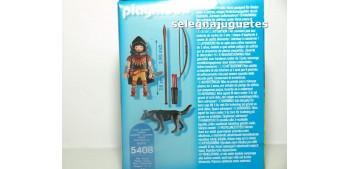Playmobil - Caballero del Lobo 5408