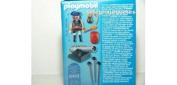 Playmobil - Pirata con Cañon 5413