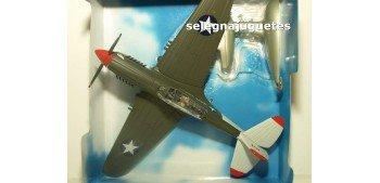 P40 avión new ray