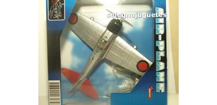 Zero Fighter avión escala New Ray