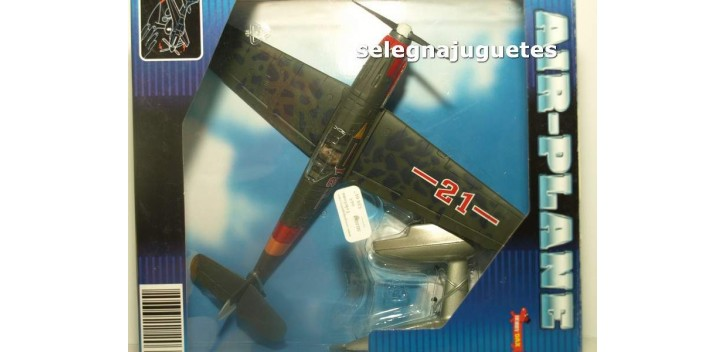BF109 CAMUFLAJE AVION - NEW RAY