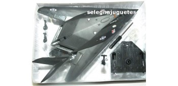 miniature airplane F-117 AVION - 1/72 NEW RAY - MAQUETA