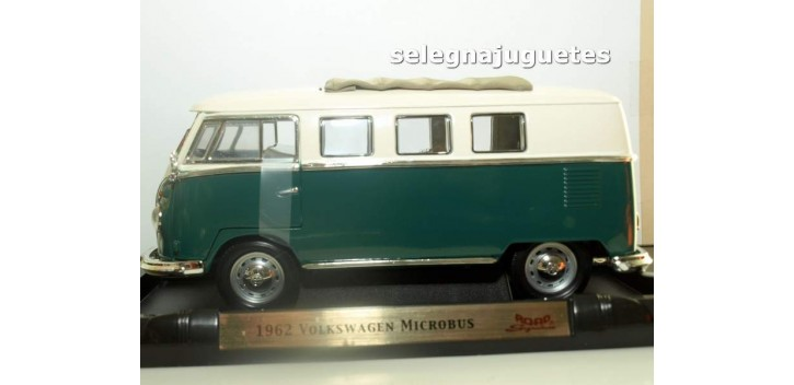 Volkswagen Microbus 1962 Siding Sunroof Edition 1/18 Yat ming