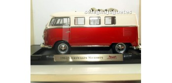 Volkswagen Microbus 1962 Sliding Sunroof Edition 1/18 Yat ming