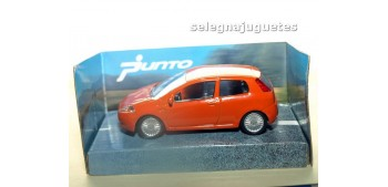 Fiat punto rojo escala 1/43 Mondo Motors