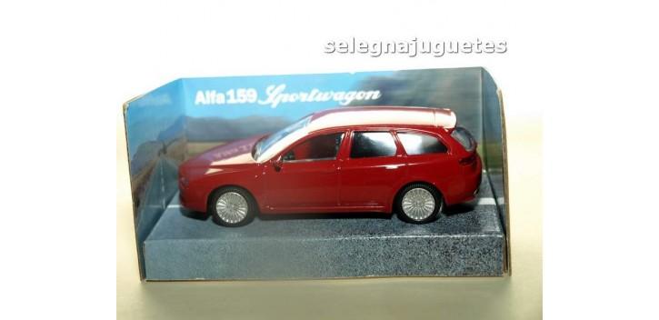 Alfa Romeo 159 SW ROJO 1/43 Mondo Motor coche miniatura escala
