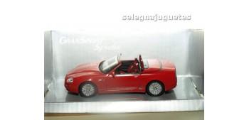 Maserati Gransport Spyder rojo 1/43 Mondo motors coche miniatura