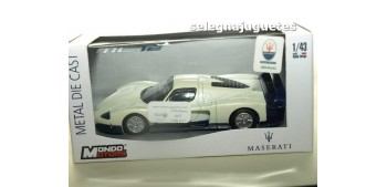 Maserati MC12 1/43 Mondo Motors coche miniatura