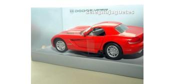 DODGE VIPER STR-10 ROJO - 1/24 MONDO MOTORS