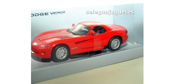 DODGE VIPER STR-10 ROJO - 1/24 MONDO MOTORS