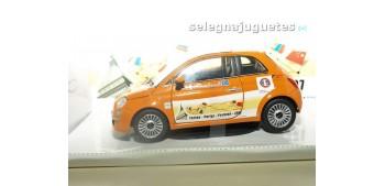 coche miniatura FIAT 500 NUEVO Overland escala 1/24 MONDO MOTORS