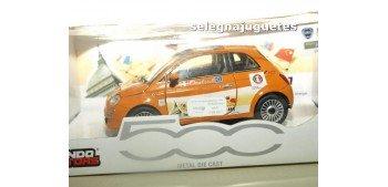FIAT 500 NUEVO Overland escala 1/24 MONDO MOTORS