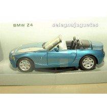 <p>FABRICANTE: <strong>MONDO MOTORS</strong></p> <p>ESCALA - SCALE - ECHELLE - MABSTAB: <strong>1/24 - 1:24</strong></p> <p>MODELO: <strong>BMW Z4</strong></p>