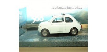 Fiat 500 escala 1/24 MONDO MOTORS