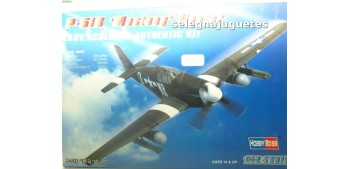 P-51B MUSTANG FIGHTER - AVION - 1/72 HOBBY BOSS