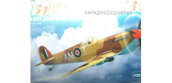 miniature airplane MKVB/TROP SPITFIRE - AVION - 1/72 HOBBY BOSS