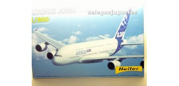 maqueta coches Airbus A380 Premier Vol Maiden Flight escala