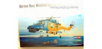 WESTLAND LYNX MK.88 - HELICOPTERO - 1/72 HOBBY BOSS