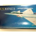 <p>Fabricante - Manufacturer - Fabricant - Hersteller: <strong>HELLER</strong></p> <p>Escala - Scala - Echelle - Mabstab: <strong>1/72 - 1:72</strong></p> <p>Modelo - Model - Modèle - Modell: <strong> RAFALE A</strong></p>