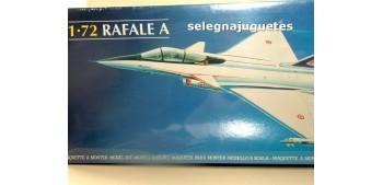 miniature airplane Rafale A escala 1/72 Heller Maqueta Avión