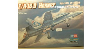 miniature airplane F/A-18 D HORNET - AVION - 1/72 HOBBY BOSS