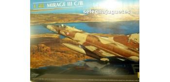 MIRAGE III C/B 1/48 Maqueta Avión para montar