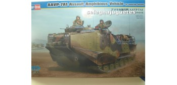 AAVP-7A1 VEHICULO ANFIBIO - TANQUE - 1/35 HOBBY