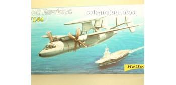 maqueta coches E-2c HAWKEYE Maqueta avión para montar escala
