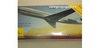 Caravelle 1/100 Maqueta Avión para montar Heller