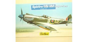 miniature airplane SPITFIRE MK XVI escala 1/72 Maqueta Avión