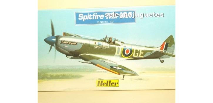 SPITFIRE MK XVI escala 1/72 Maqueta Avión para montar