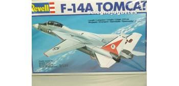 miniature airplane F-14A Tomcat Maqueta avión para montar