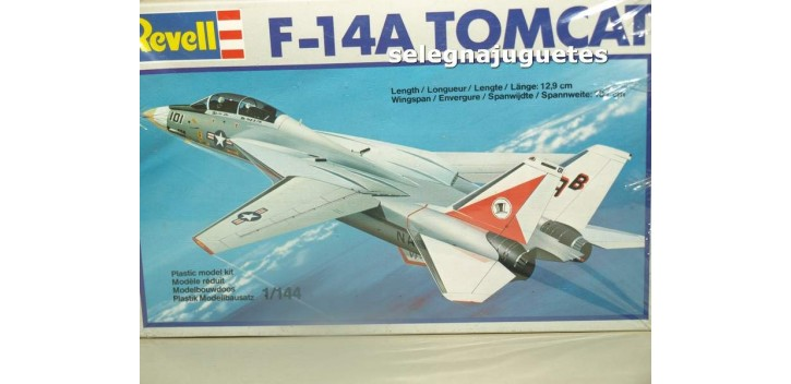 maqueta coches F-14A Tomcat Maqueta avión para montar escala