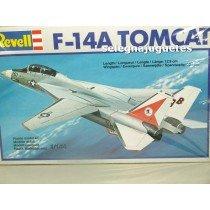 <p>FABRICANTE:<strong>Revell</strong></p> <p>ESCALA: <strong>1/144 - 1:144</strong></p> <p>MODELO:<strong>F-14A Tomcat</strong></p>