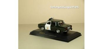Renault 10 Agrupación de Trafico Guardia Civil 1967 escala 1/43 Ixo coche miniatura metal Ixo