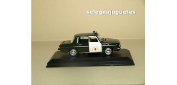 Renault 10 Agrupación de Trafico Guardia Civil 1967 escala 1/43