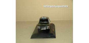Renault 10 Agrupación de Trafico Guardia Civil 1967 escala 1/43 Ixo Ixo