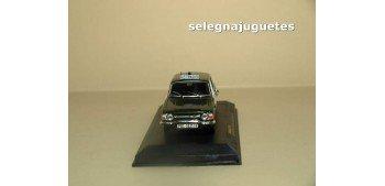 Renault 10 Agrupación de Trafico Guardia Civil 1967 escala 1/43 Ixo coche miniatura metal