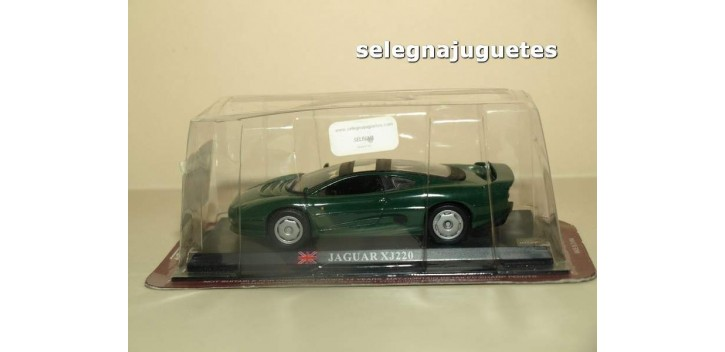 Jaguar XJ220 escala 1/43