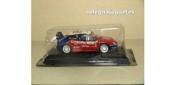 Citroen Xsara WRC MonteCarlo 2004 - S. Loeb - D. Elena escala
