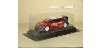 coche miniatura Citroen Xsara WRC MonteCarlo 2004 - S. Loeb -