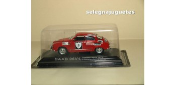 miniature car Saab 96v4 Blomqvist Ixo 1/43