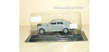 miniature car PEUGEOT 203 LYON 1955 -TAXI - BLISTER - IXO - 1/43