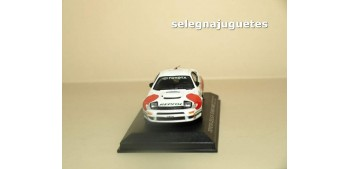 coche miniatura Toyota Celica Turbo 4WD Cataluña 1992 - C Sainz